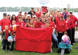 Great Strides Wal for Cystic Fibrosis