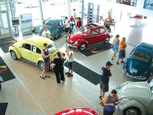 Bug-in comes to Westside VW