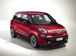The Fiat 500L 4-door is expected this summer.