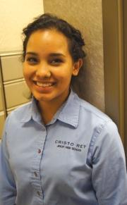 Cristo Rey Senior Daniella Mejia