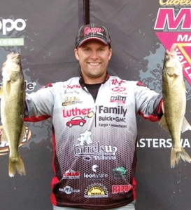Pro fisherman Spencer Deutz spread the Luther Family name in the Fargo/Moorhead area and across the country through a major sponsorship from Luther Family Buick GMC.