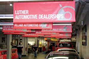 Luther Auto has been a longtime supporter of Dunwoody, and participates in job fairs at the Minneapolis school.