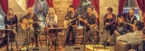"""Sterling and a group of area musicians played a benefit concert in Stillwater for dealership team members and friends. """"It was astounding."""""""