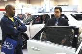 Joe Baker, Jaguar Land Rover Minneapolis
