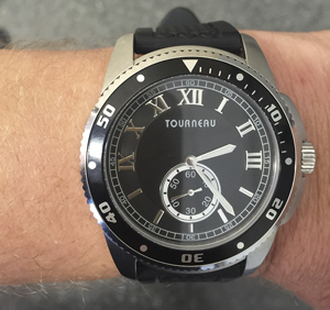 Mankato team members each received a Tourneau watch as a reward.