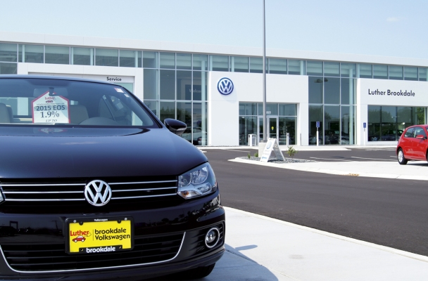 wow factor  brookdale volkswagen luther news