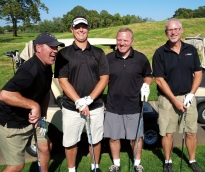 Employees from North Country Ford participated in the event.