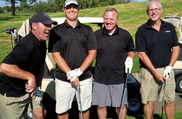 North Country Ford >> Partee For A Purpose Golf Garners Nc Ford Support Luther News