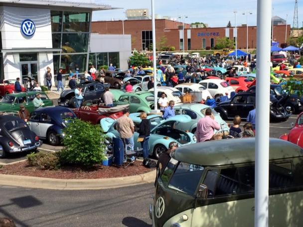 Bug In at Luther Westside Volkswagen