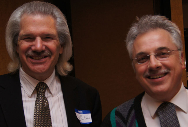 Paul Palan and Henre Rajtar.